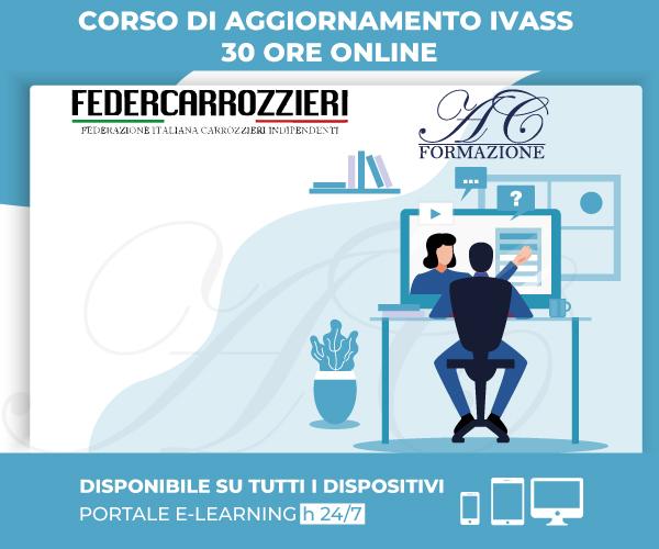 Corso-di-aggiornamento-professionale-on-line-30h Ivass
