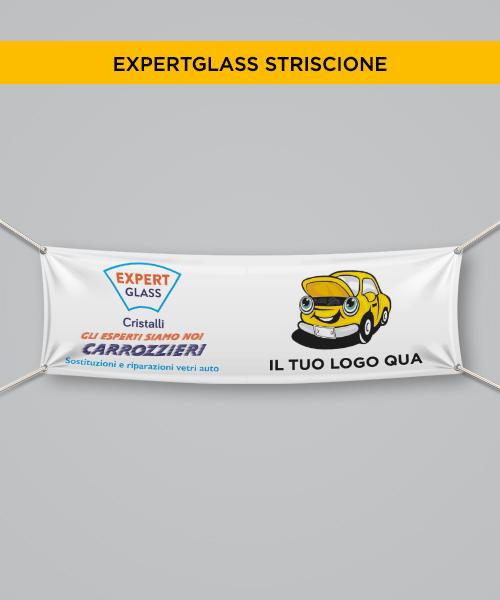 striscione-expertglass