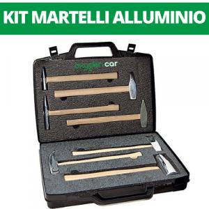 kit martelli alluminio