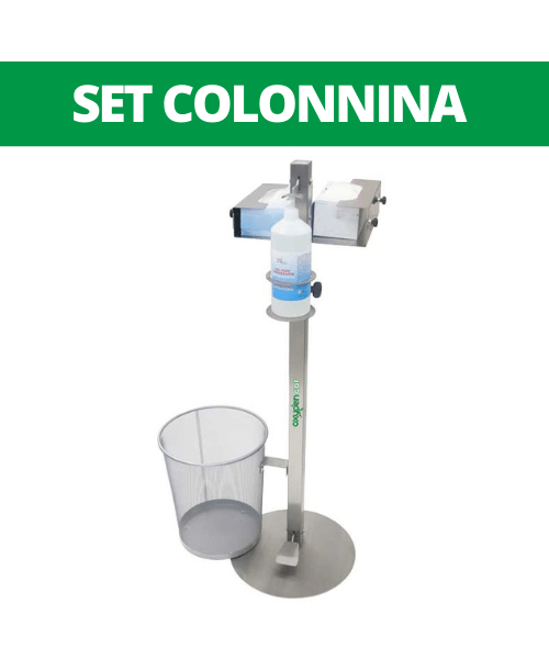 set colonnina